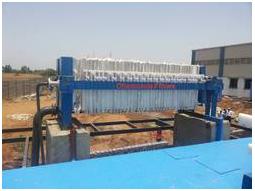 Hydraulic Type Filter Press